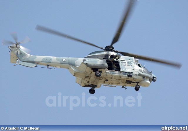 2599, Aerospatiale (Eurocopter) AS 332-L1 Super Puma, Hellenic Air Force