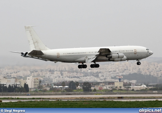 260, Boeing 707-300B(KC), Israeli Air Force