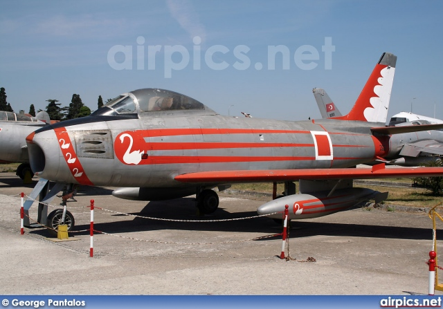 266, North American F-86E Sabre, Turkish Air Force