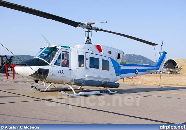 30-763, Bell 212 (Twin Huey), Hellenic Air Force