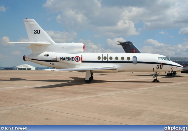 30, Dassault Falcon-50, French Navy - Aviation Navale