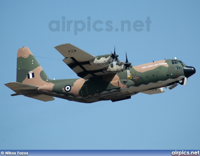 300, Lockheed C-130B Hercules, Hellenic Air Force