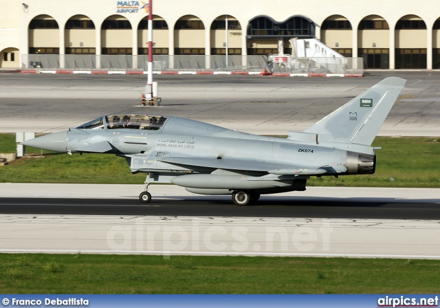 306, Eurofighter Typhoon T.3, Royal Saudi Air Force
