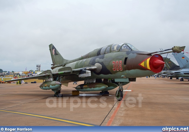 308, Sukhoi Su-22UM3K, Polish Air Force