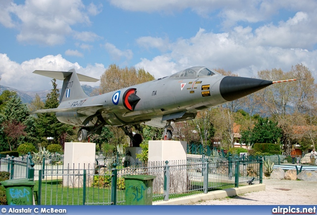 32717, Lockheed F-104G Starfighter, Hellenic Air Force