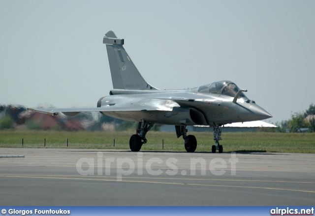 330-EF, Dassault Rafale C, French Air Force