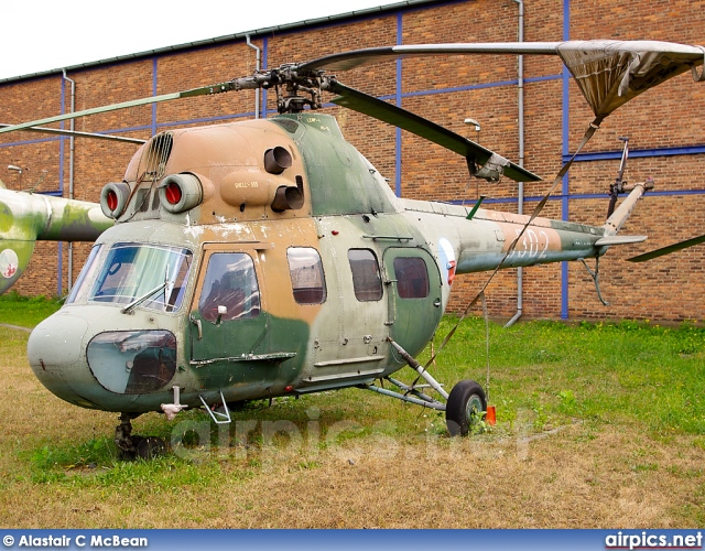 3302, Mil Mi-2, Czech Air Force