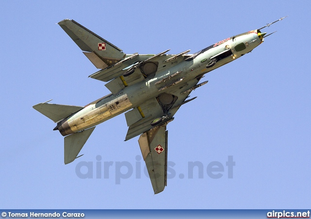 3304, Sukhoi Su-22M4, Polish Air Force