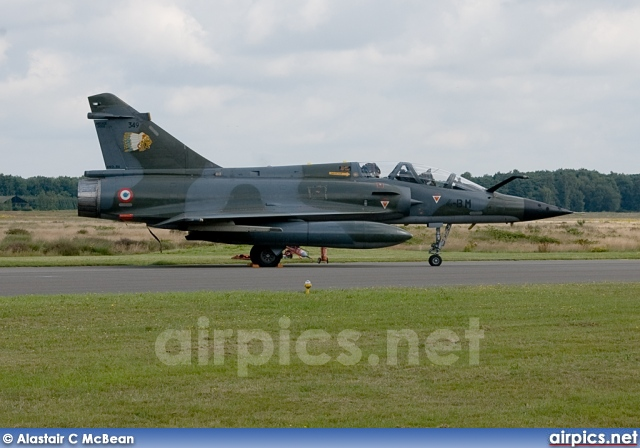 349, Dassault Mirage 2000N, French Air Force
