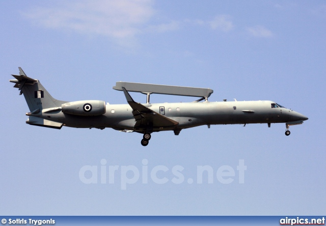 374, Embraer 145H AEW&C, Hellenic Air Force