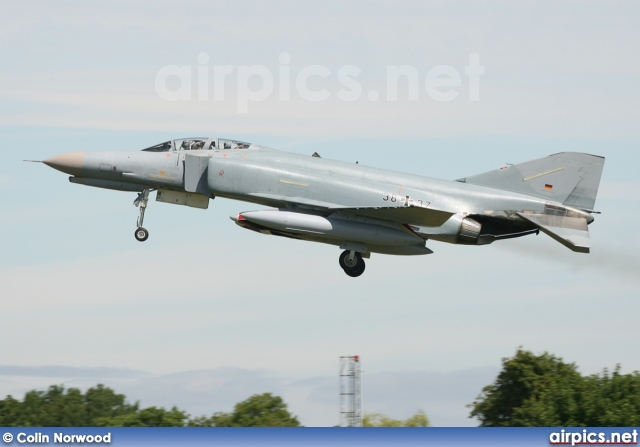 38-37, McDonnell Douglas F-4F Phantom II, German Air Force - Luftwaffe