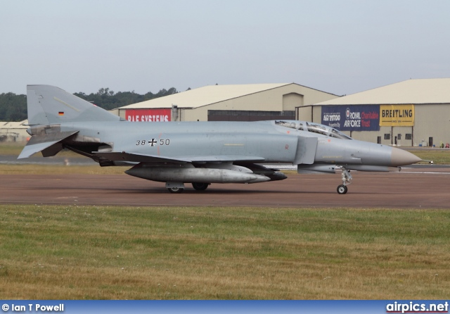 3850, McDonnell Douglas F-4F ICE Phantom II, German Air Force - Luftwaffe