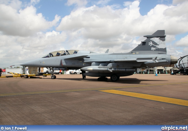 39-7, Saab JAS 39NG Gripen, Swedish Air Force