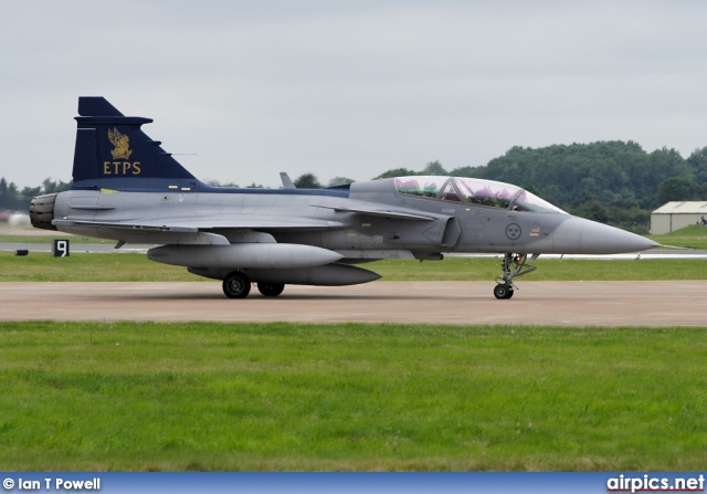 39802, Saab JAS 39B Gripen, Swedish Air Force