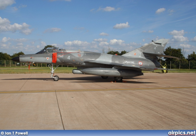 4, Dassault Super Etendard, French Navy - Aviation Navale