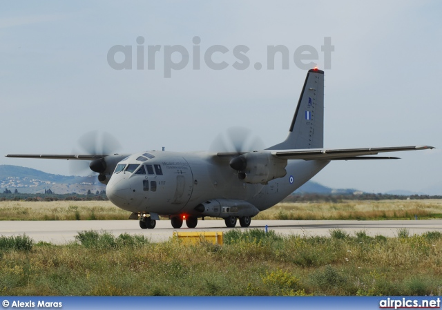 4117, Alenia C-27J Spartan, Hellenic Air Force