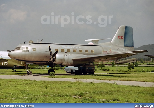 4202, Ilyushin Il-14P, People's Liberation Army Air Force