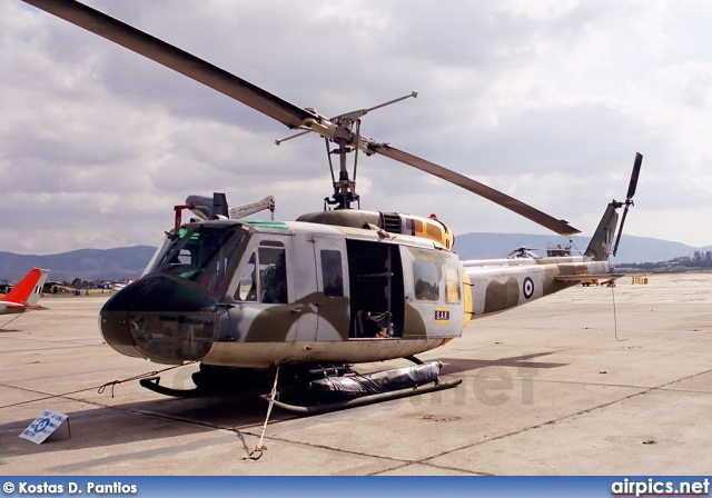 4398, Agusta Bell AB-205A, Hellenic Air Force