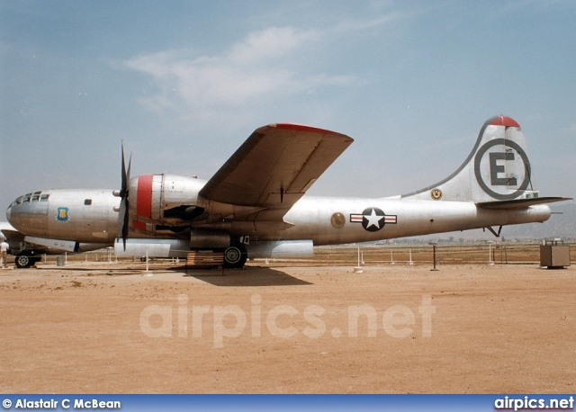 44-61669, Boeing B-29A Superfortress, United States Air Force
