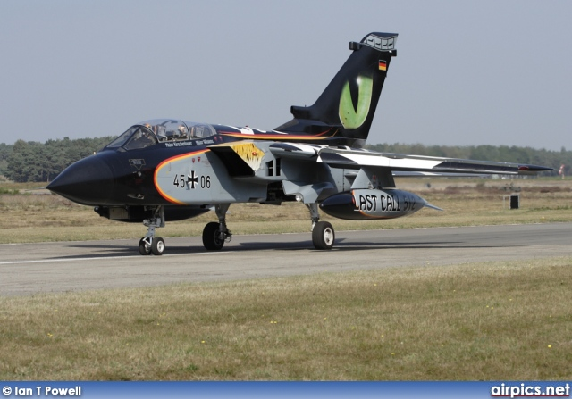 45-06, Panavia Tornado IDS, German Air Force - Luftwaffe