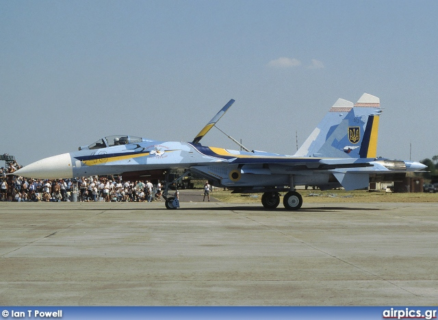 48, Sukhoi Su-27, Ukrainian Air Force