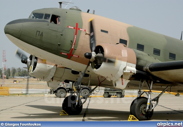 492622, Douglas C-47A Skytrain, Hellenic Air Force