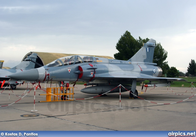 505, Dassault Mirage 2000-5BG , Hellenic Air Force