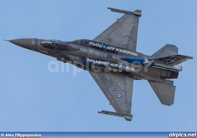 505, Lockheed F-16C Fighting Falcon, Hellenic Air Force