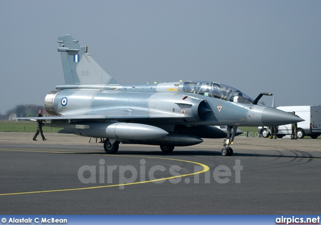 508, Dassault Mirage 2000-5BG , Hellenic Air Force