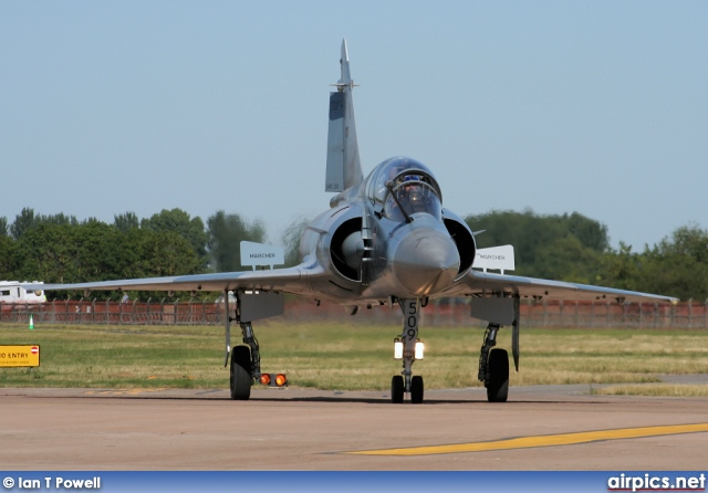 509, Dassault Mirage 2000B-RDI, French Air Force