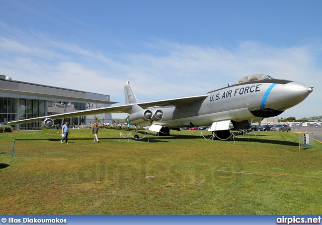 51-7066, Boeing WB-47E Stratojet, United States Air Force