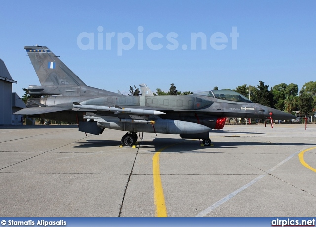 510, Lockheed F-16C Fighting Falcon, Hellenic Air Force