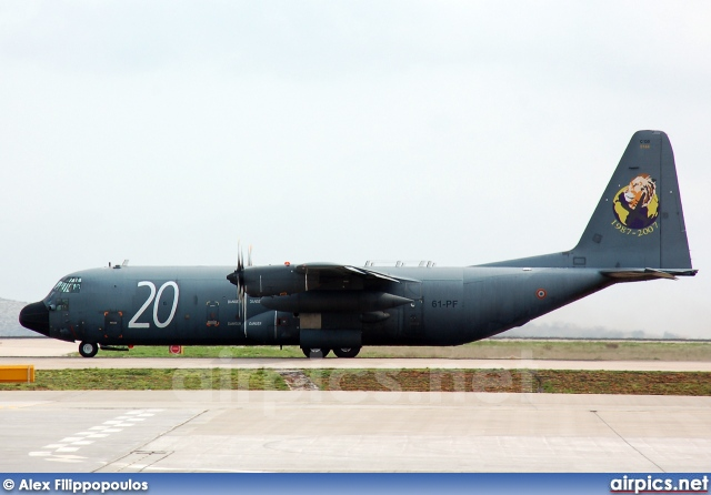 5144, Lockheed C-130H Hercules, French Air Force
