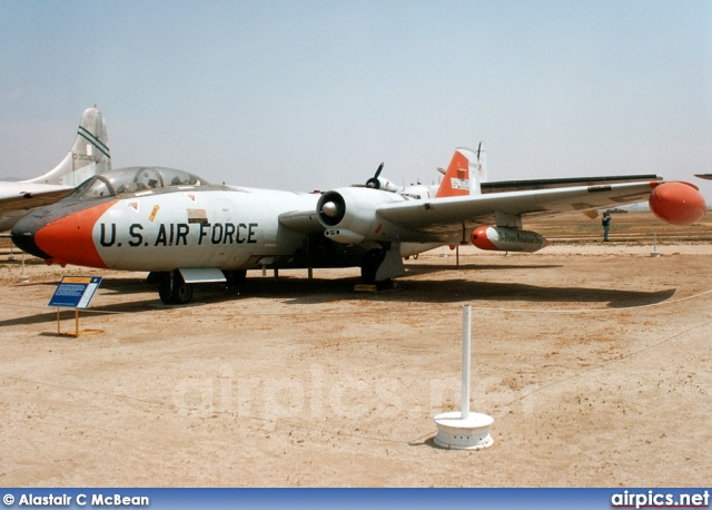 52-1519, Martin EB-57B Canberra, United States Air Force