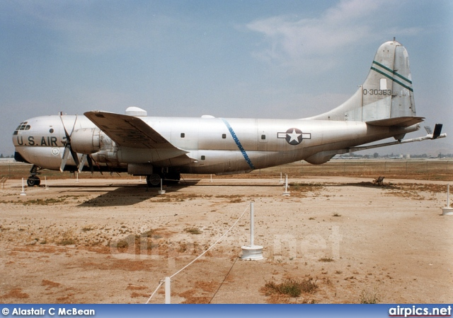 53-0363, Boeing KC-97L Stratofreighter, United States Air Force