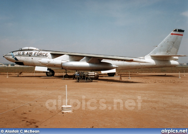 53-2275, Boeing B-47E Stratojet, United States Air Force