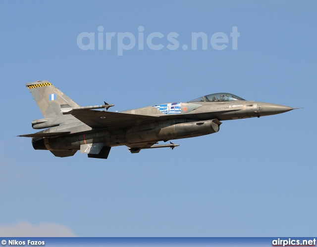 536, Lockheed F-16C Fighting Falcon, Hellenic Air Force