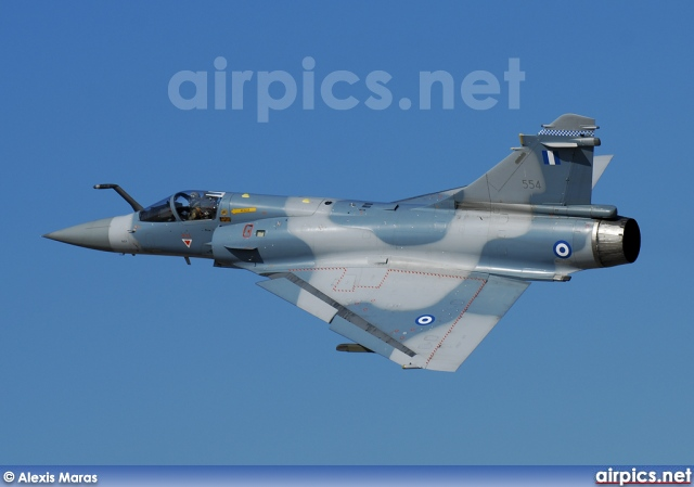 554, Dassault Mirage 2000-5EG, Hellenic Air Force