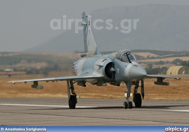 555, Dassault Mirage 2000-5EG, Hellenic Air Force