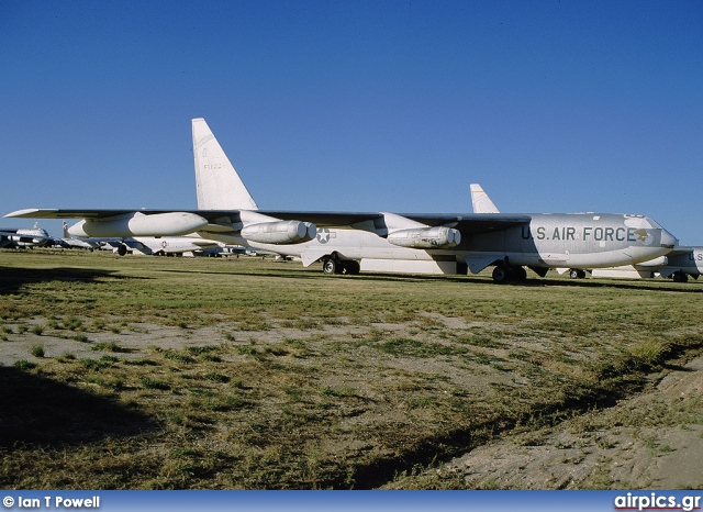 56-0620, Boeing NB-52D Stratofortress, United States Air Force