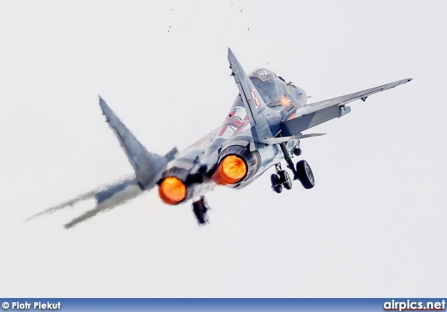 56, Mikoyan-Gurevich MiG-29A, Polish Air Force