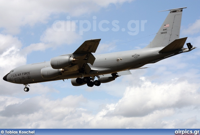 57-5865, Boeing KC-135R Stratotanker, United States Air Force