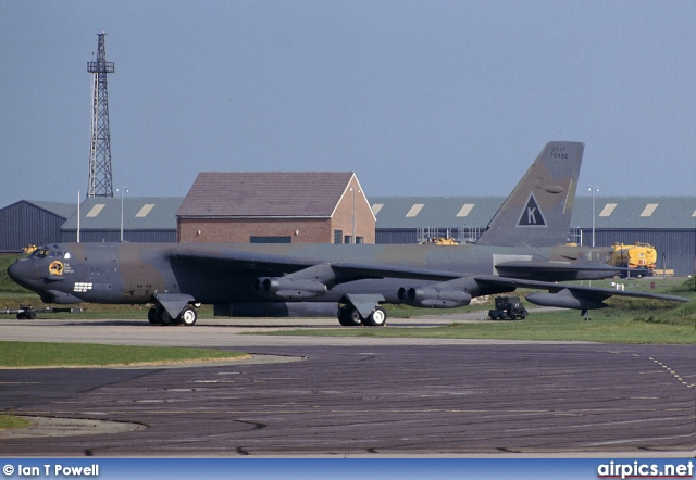 57-6492, Boeing B-52G Stratofortress, United States Air Force