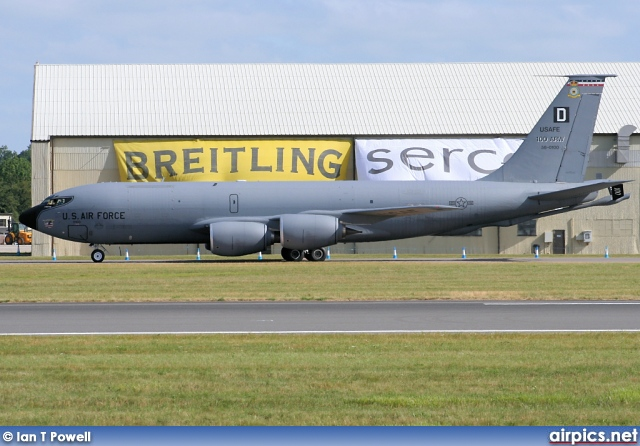 58-0100, Boeing KC-135R Stratotanker, United States Air Force