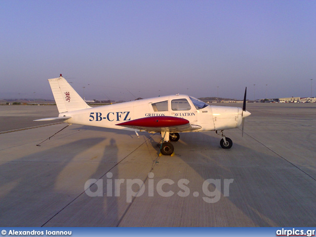 5B-CFZ, Piper PA-28-140 Cherokee, Griffon Aviation