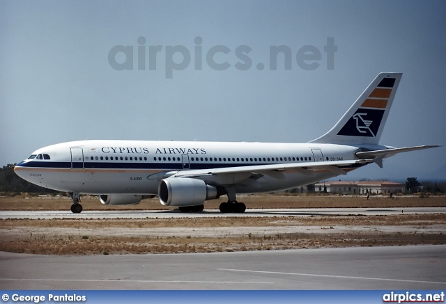 5B-DAX, Airbus A310-200, Cyprus Airways