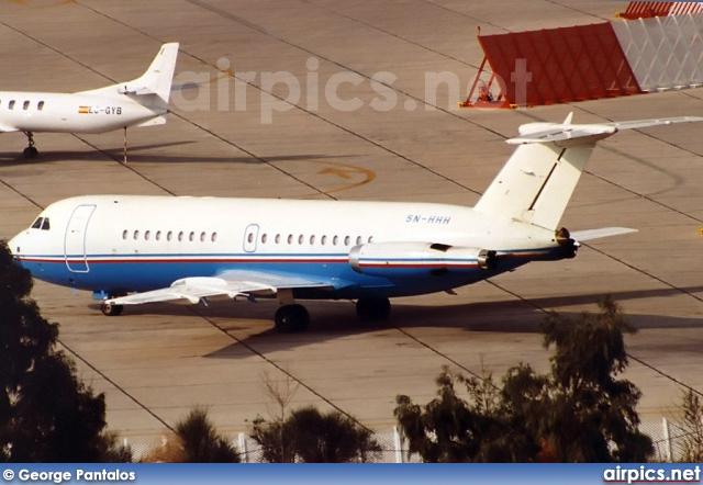 5N-HHH, BAC 1-11 400, Untitled