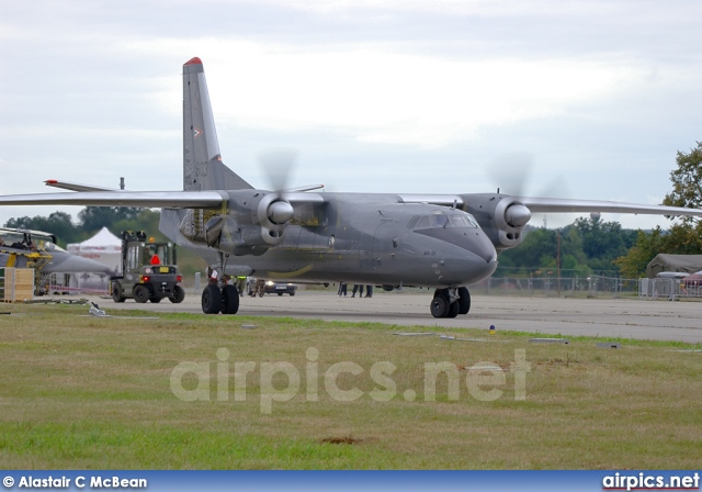 603, Antonov An-26, Hungarian Air Force