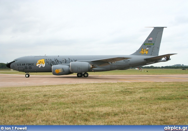 61-0313, Boeing KC-135R Stratotanker, United States Air Force
