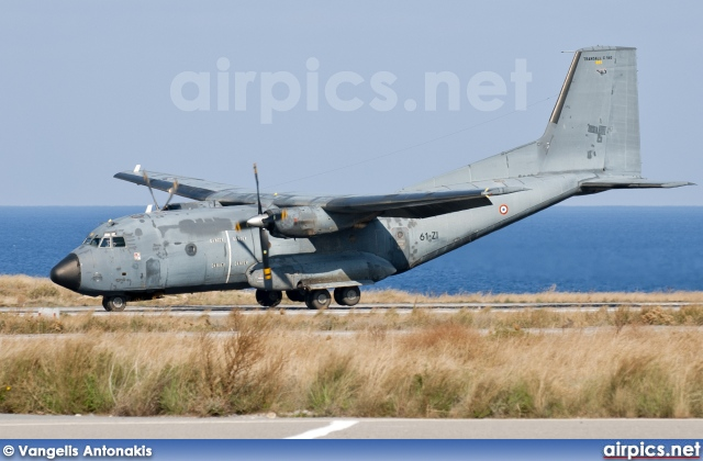 61-ZI, Transall C-160R, French Air Force